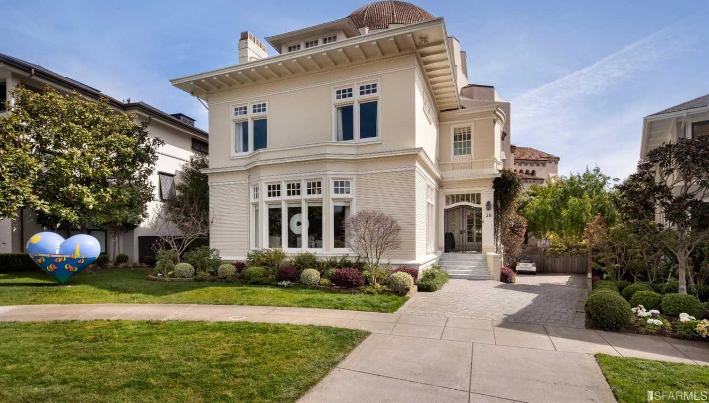 $14,500,000 - 6Br/9Ba -  for Sale in San Francisco