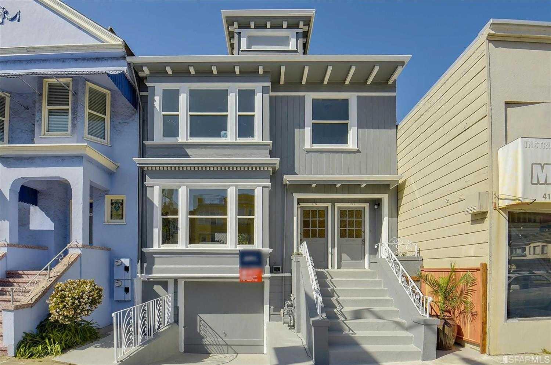$1,295,000 - 4Br/2Ba -  for Sale in San Francisco