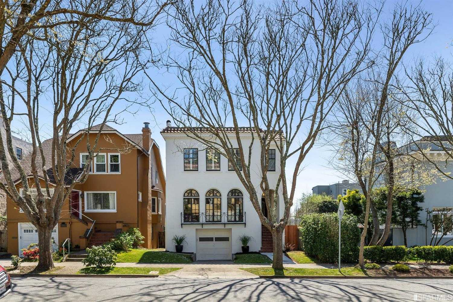 $2,495,000 - 4Br/3Ba -  for Sale in San Francisco