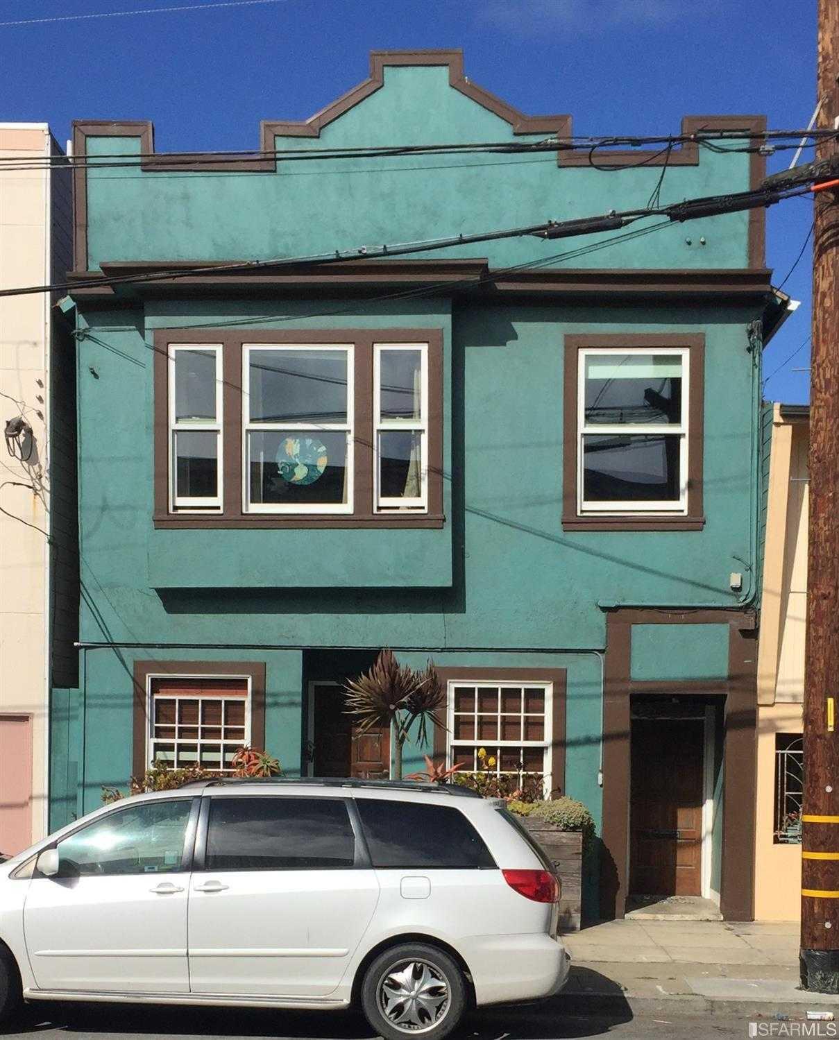 $1,600,000 - 5Br/0Ba -  for Sale in San Francisco