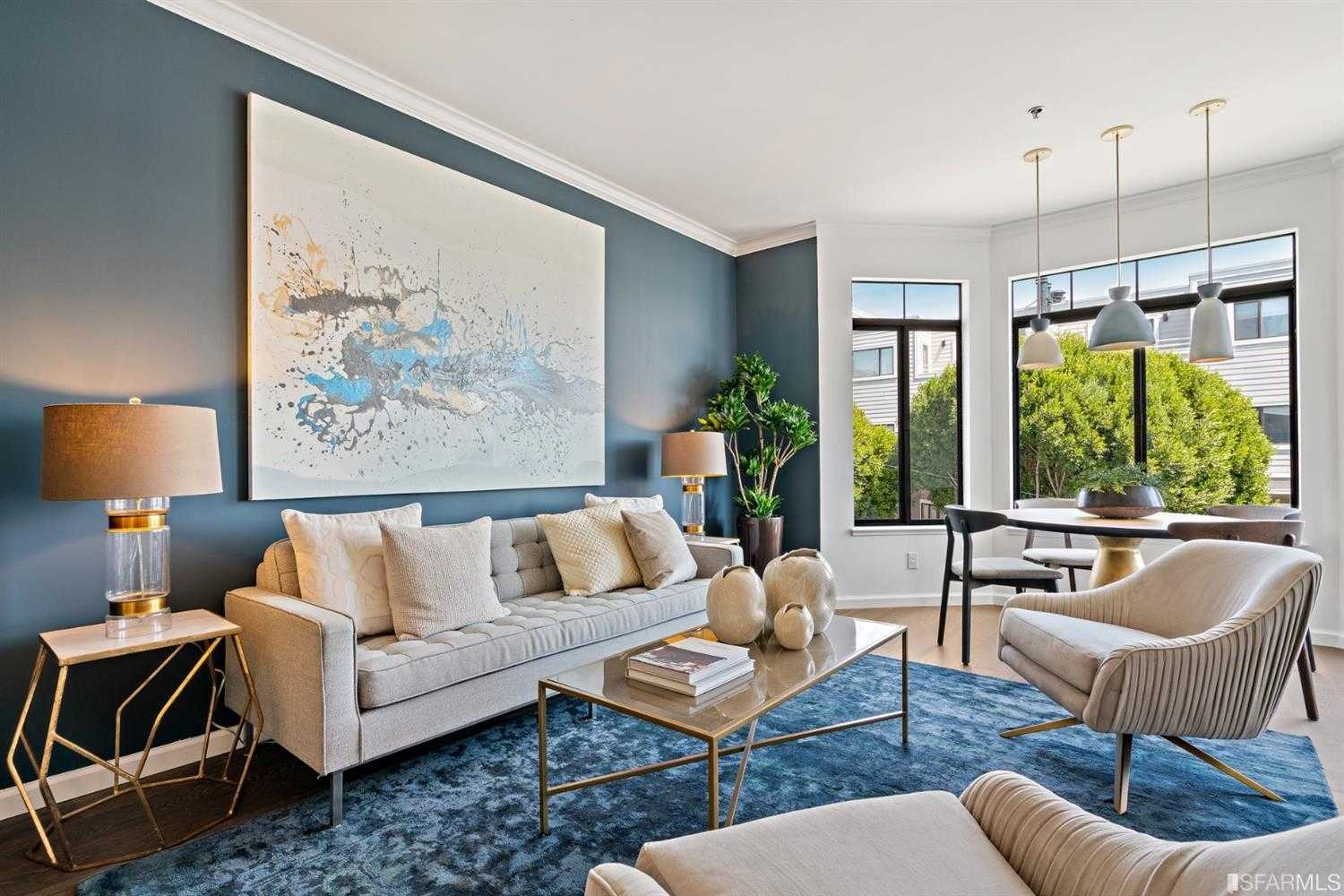 $1,095,000 - 2Br/2Ba -  for Sale in San Francisco