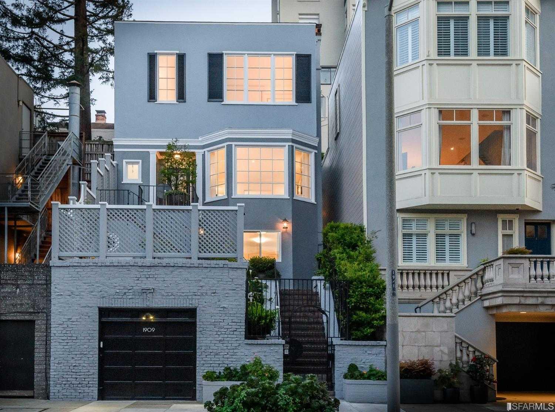$4,200,000 - 4Br/4Ba -  for Sale in San Francisco