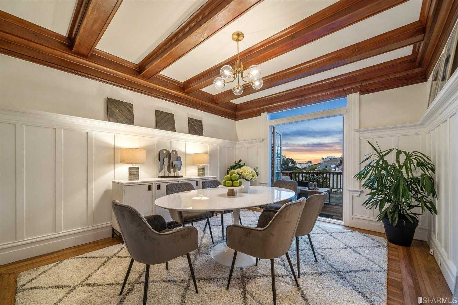 $2,195,000 - 4Br/3Ba -  for Sale in San Francisco