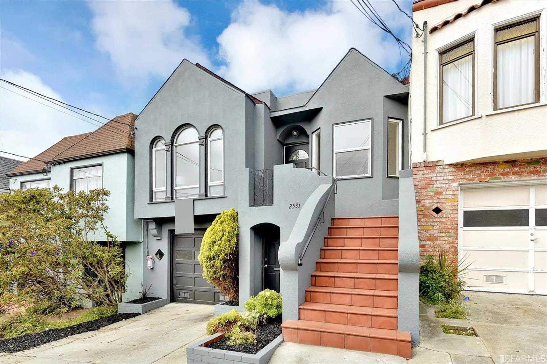 $1,095,000 - 4Br/2Ba -  for Sale in San Francisco