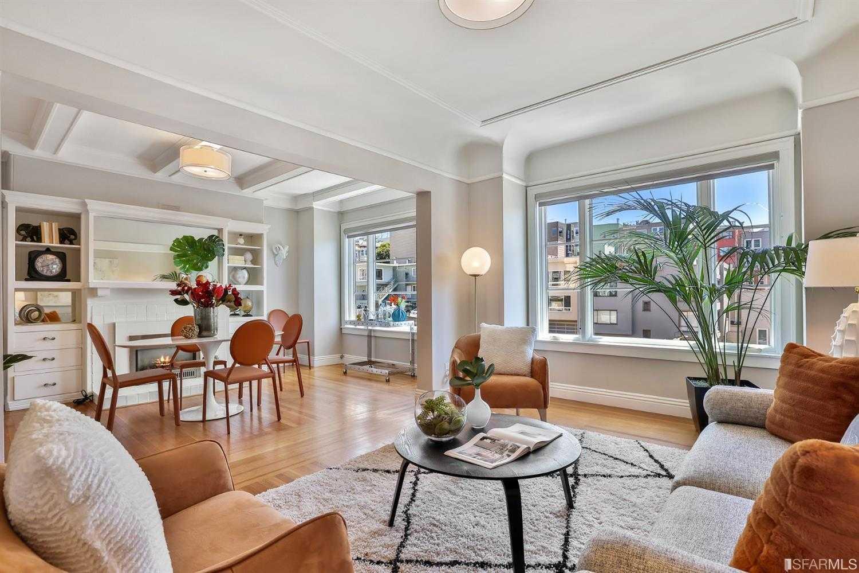 $1,078,000 - 2Br/1Ba -  for Sale in San Francisco