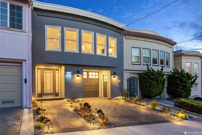$2,495,000 - 4Br/4Ba -  for Sale in San Francisco
