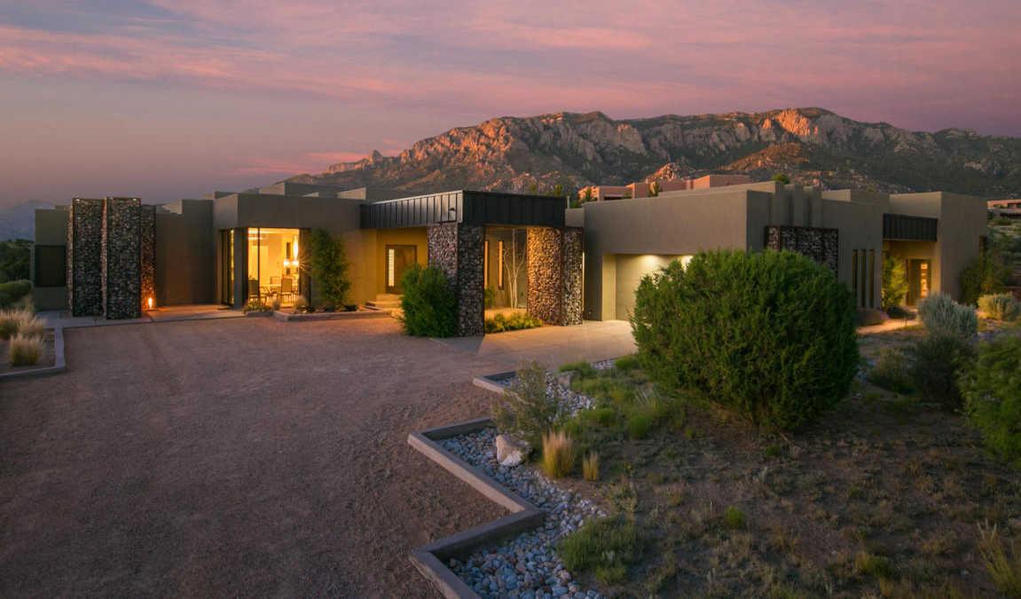 $1,590,000 - 4Br/5Ba -  for Sale in Mountain Hlnds Un 02, Albuquerque