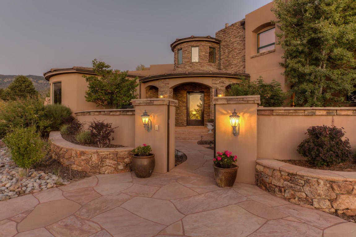 $1,699,000 - 5Br/6Ba -  for Sale in Desert Hlnds/high Desert, Albuquerque