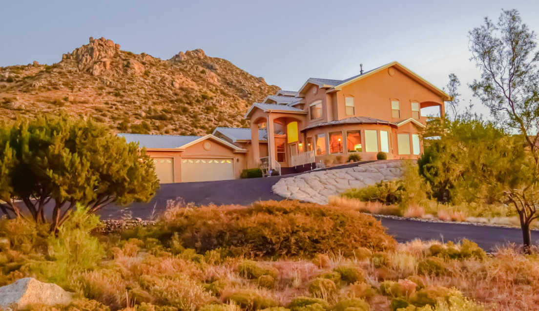 $544,900 - 4Br/3Ba -  for Sale in Desert Mountain Estates  * Approx 2 Miles From Four Hills, Foothills, 5 Miles To Village Of Tijeras*, Albuquerque