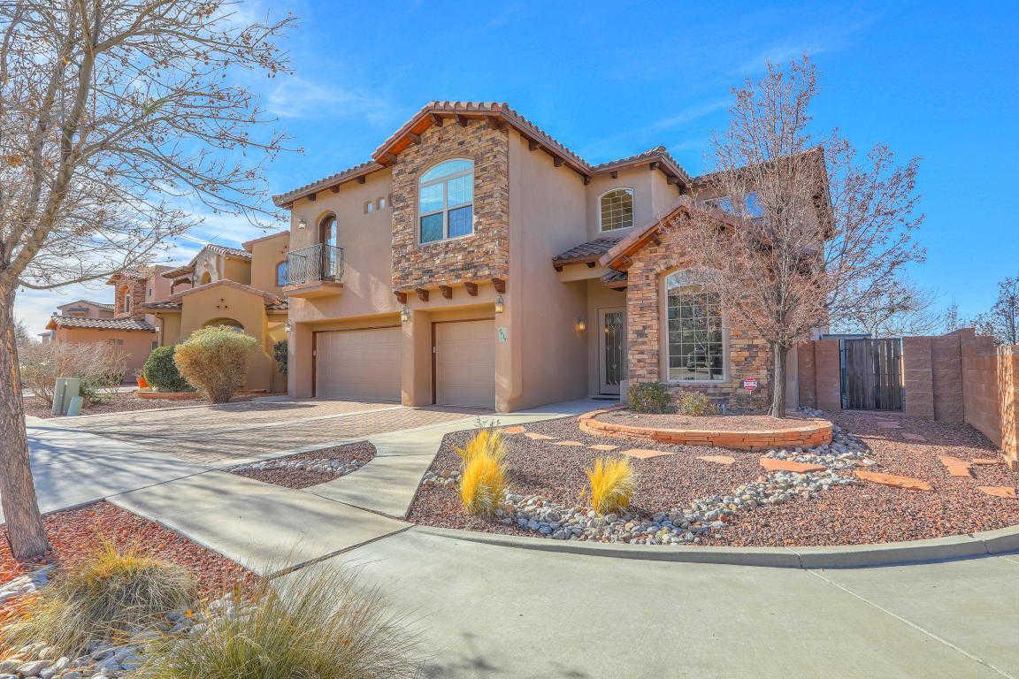 $550,000 - 5Br/4Ba -  for Sale in Desert Ridge At La Cueva, Albuquerque