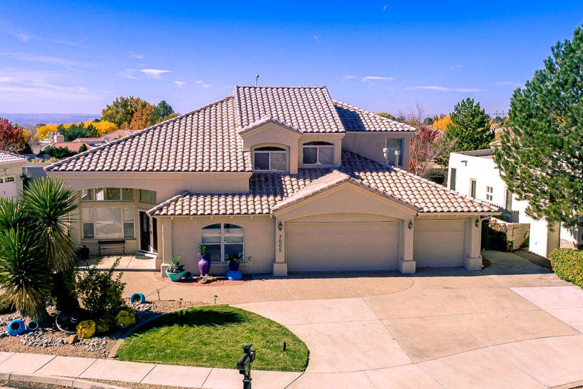 $539,500 - 4Br/3Ba -  for Sale in Estates Tanoan, Albuquerque