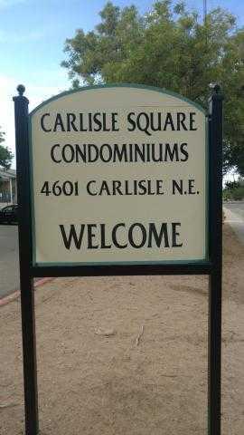 $54,500 - 2Br/2Ba -  for Sale in Carlisle Square Condos, Albuquerque