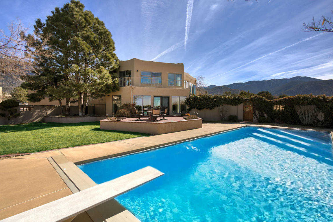 $860,000 - 5Br/4Ba -  for Sale in A Sandia Heights, Albuquerque