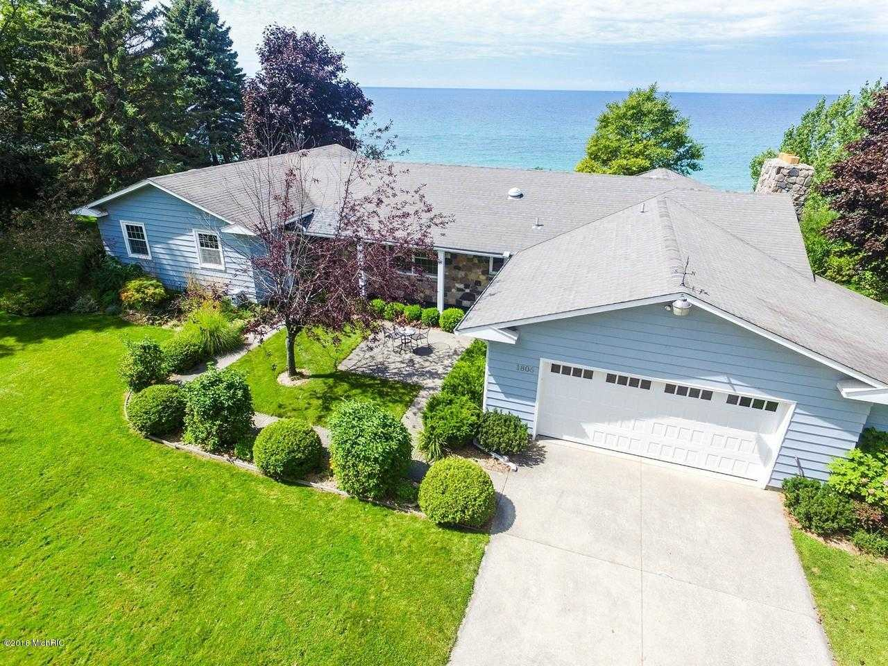 $575,000 - 3Br/3Ba -  for Sale in Manistee