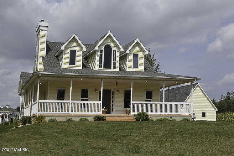 $465,000 - 4Br/3Ba -  for Sale in Paw Paw