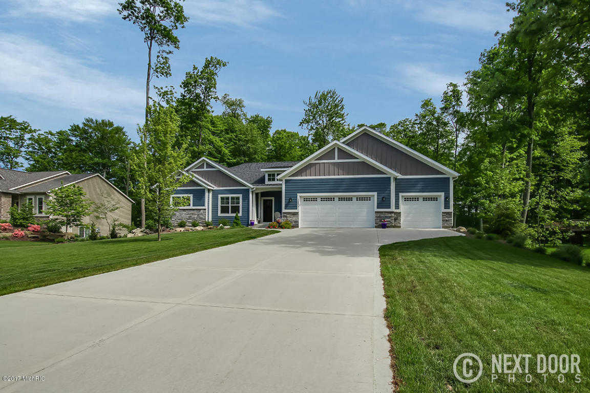 $489,900 - 5Br/4Ba -  for Sale in West Olive