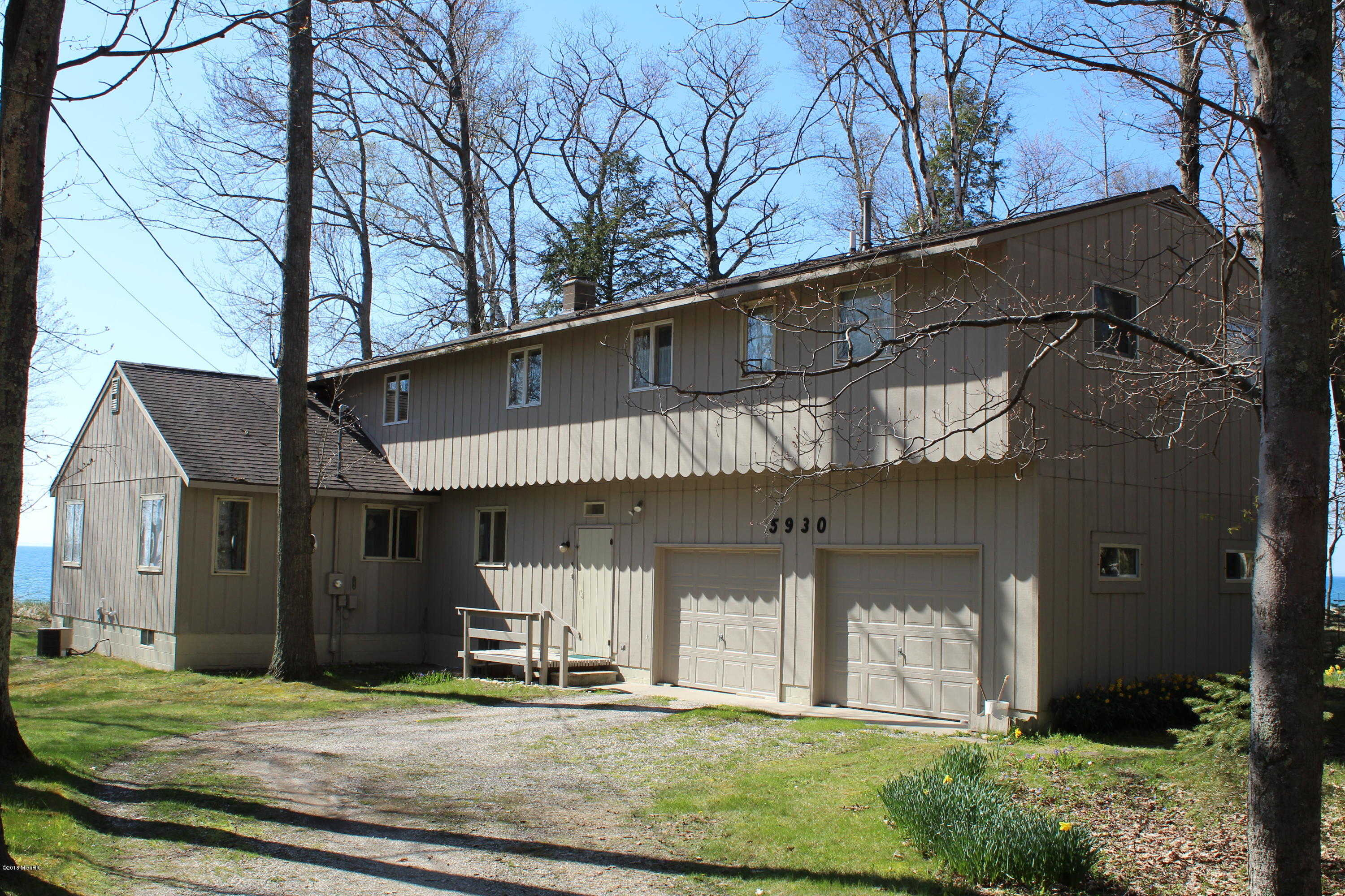 $599,900 - 5Br/2Ba -  for Sale in Manistee