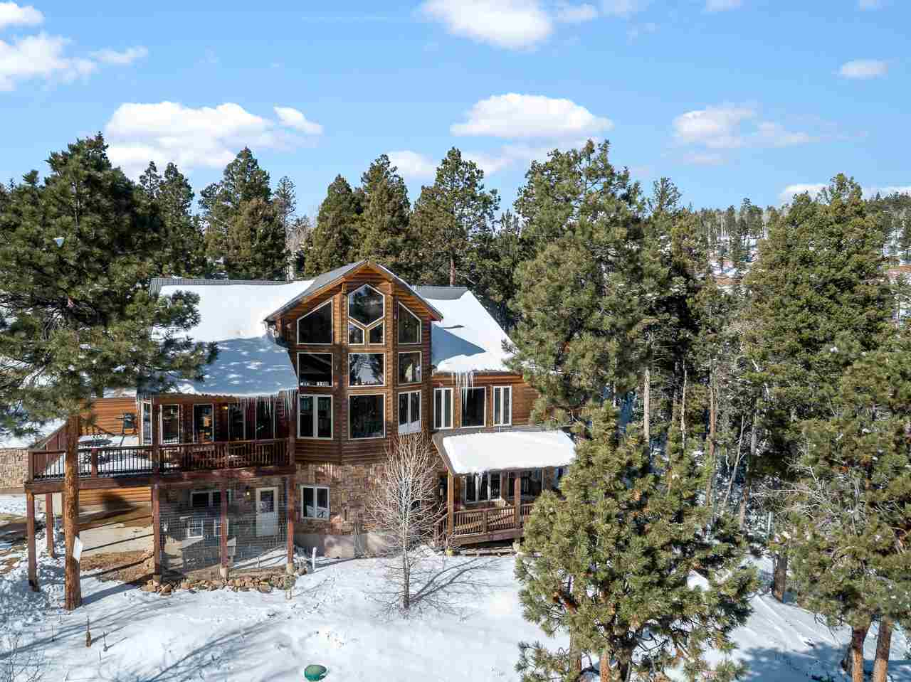 $959,000 - 4Br/5Ba -  for Sale in Taos Pines, Angel Fire
