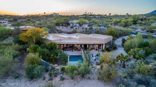 $1,375,000 - 4Br/4Ba -  for Sale in Hacienda Del Sol Estates (1-68), Tucson