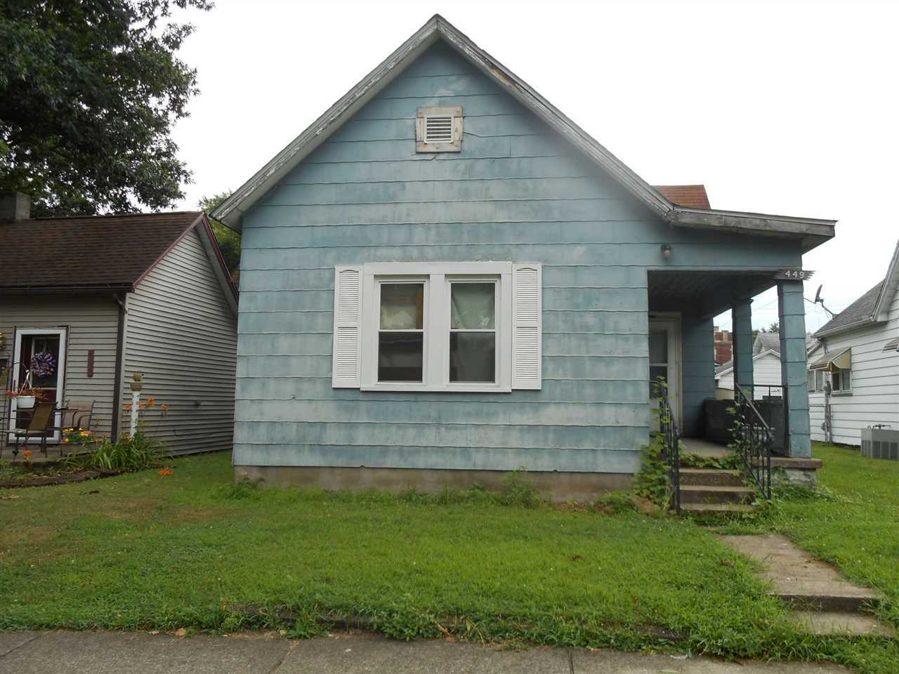 $19,900 - 2Br/1Ba -  for Sale in None, Terre Haute