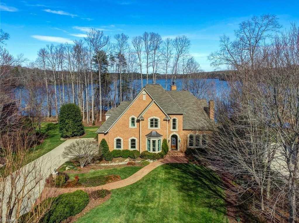 $1,495,000 - 4Br/5Ba -  for Sale in Lake Jeanette, Greensboro