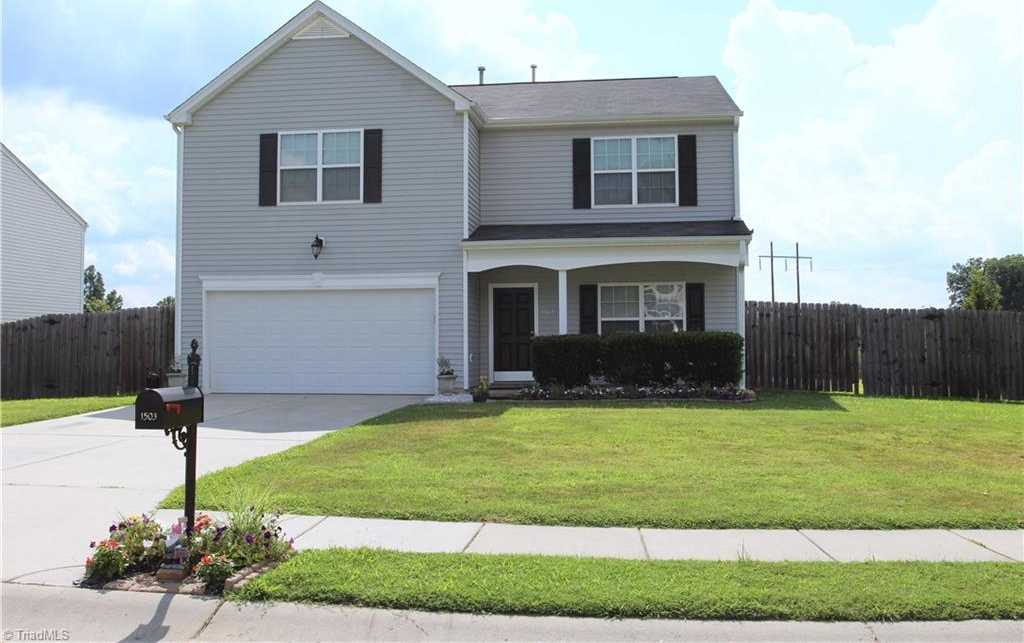 $225,000 - 5Br/3Ba -  for Sale in Governors Green, Mebane