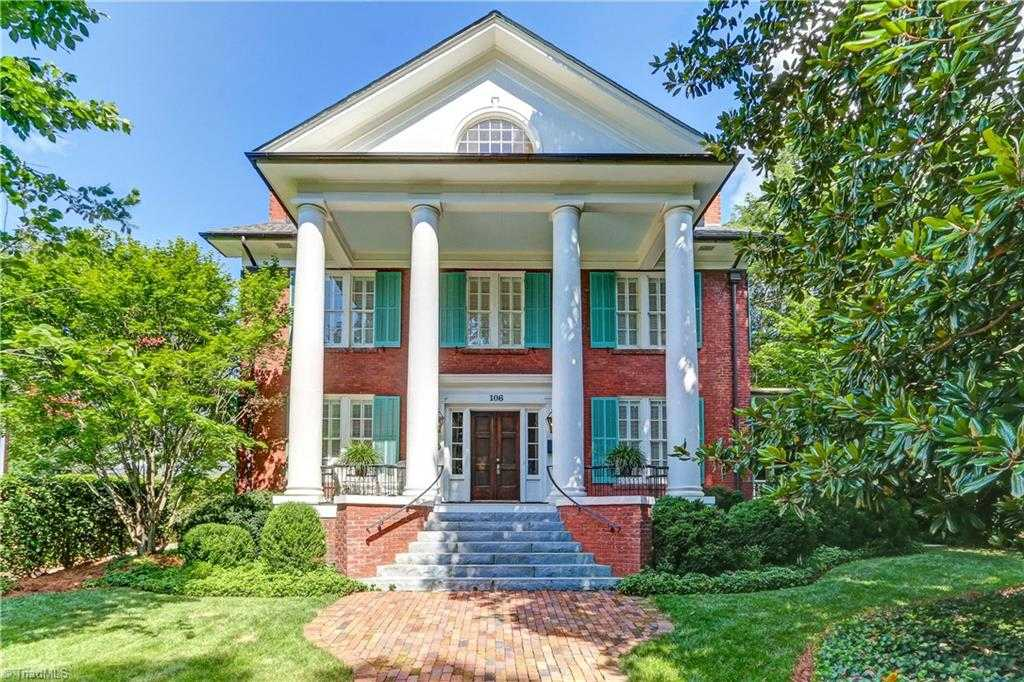 $1,350,000 - 5Br/5Ba -  for Sale in Fisher Park, Greensboro