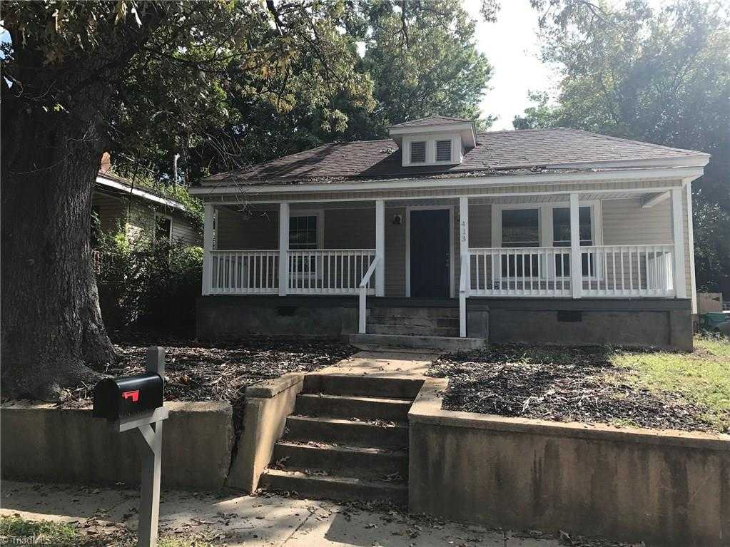 $69,900 - 3Br/2Ba -  for Sale in Snow Park, High Point