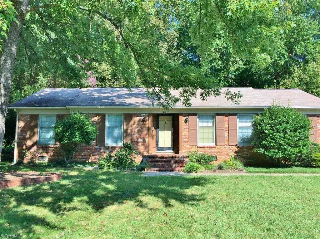 $148,000 - 3Br/2Ba -  for Sale in Guilford Hills, Greensboro