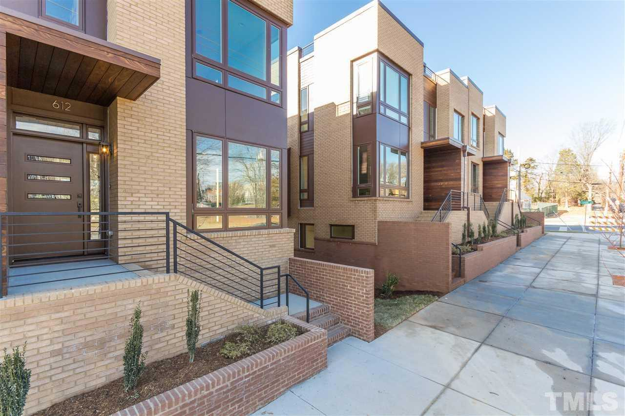 $565,000 - 3Br/3Ba -  for Sale in West Street Townhomes, Raleigh