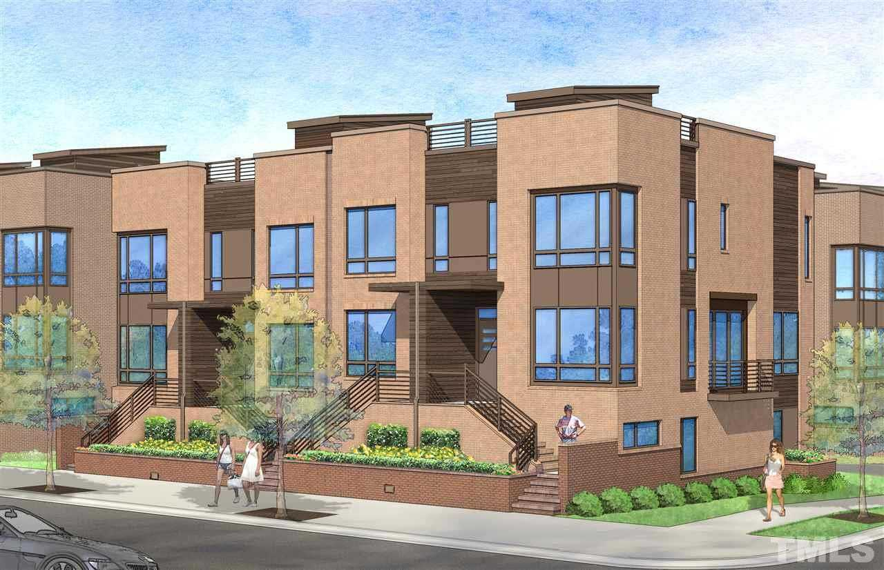 $485,000 - 2Br/3Ba -  for Sale in West Street Townhomes, Raleigh