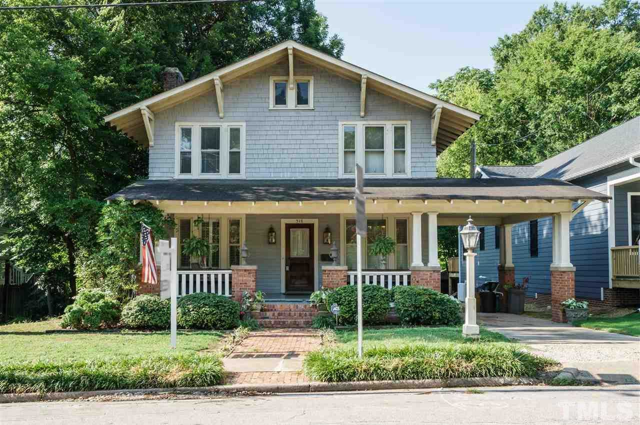 $490,000 - 3Br/2Ba -  for Sale in Oakwood, Raleigh