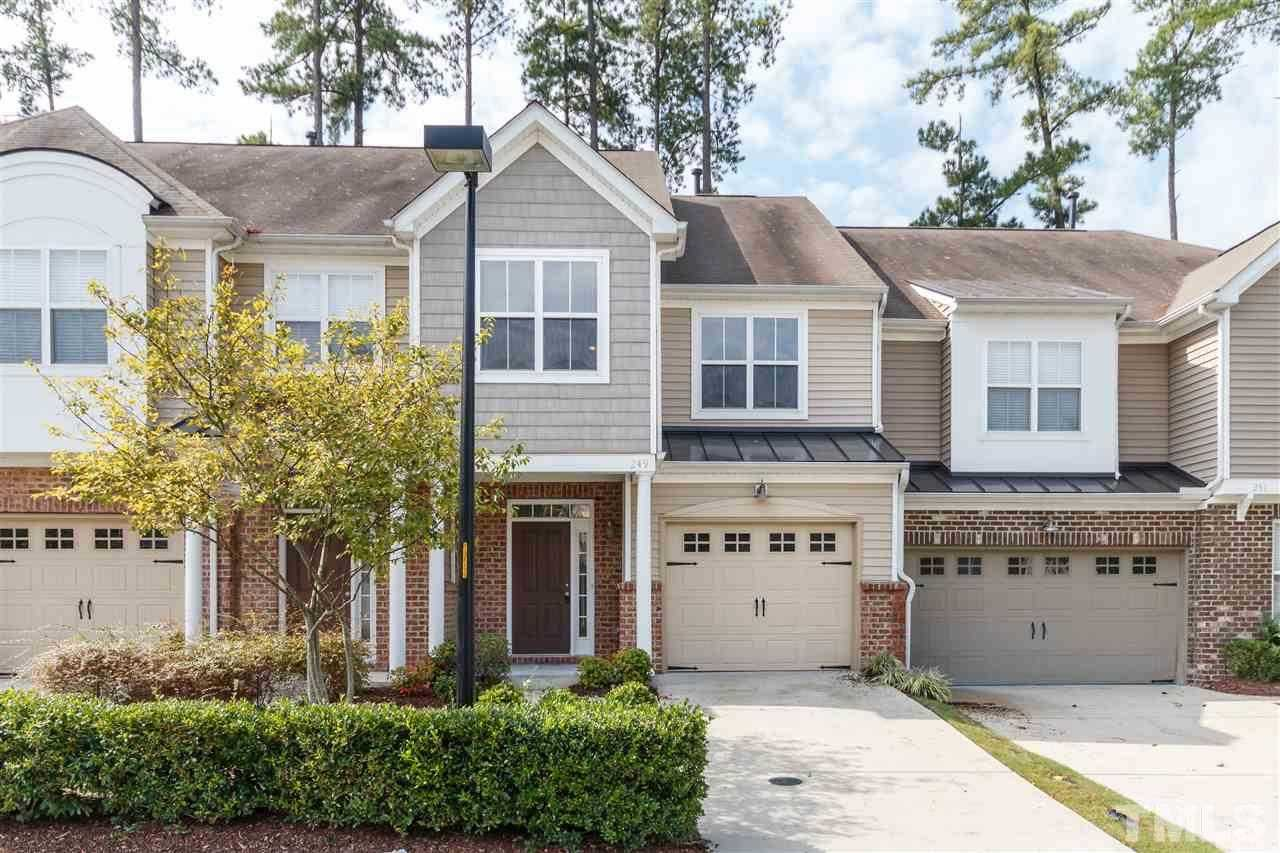 $269,500 - 3Br/3Ba -  for Sale in Westover Park, Cary