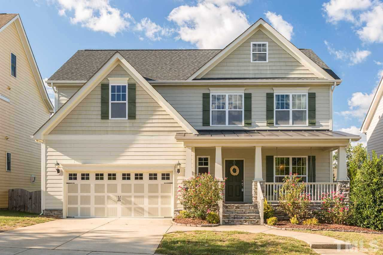 $424,900 - 4Br/4Ba -  for Sale in Bedford At Falls River, Raleigh