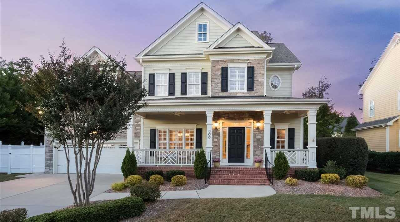 $539,900 - 4Br/4Ba -  for Sale in Carpenter Village, Cary