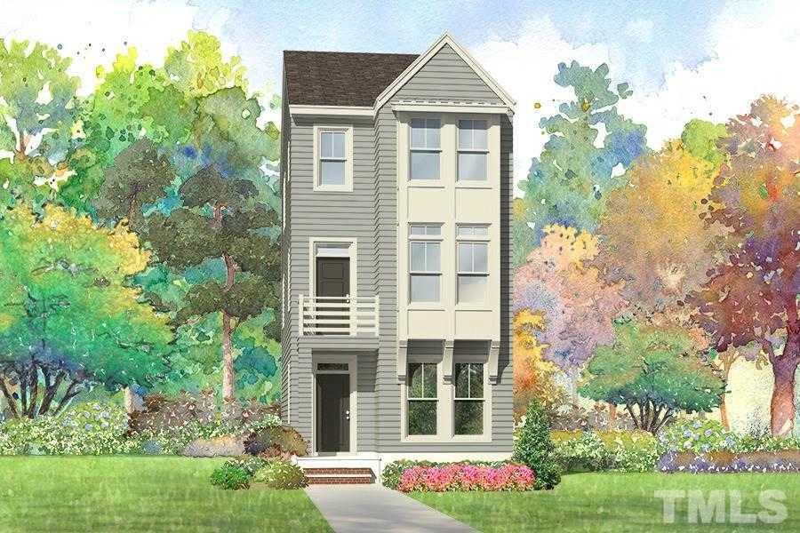 $446,800 - 2Br/3Ba -  for Sale in Oakwood Townes, Raleigh