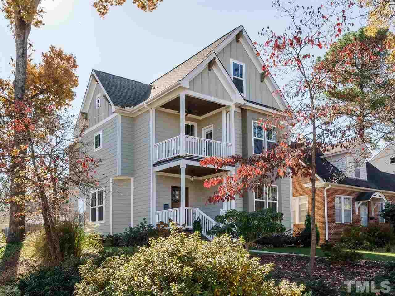 $569,900 - 3Br/3Ba -  for Sale in Mordecai Place, Raleigh