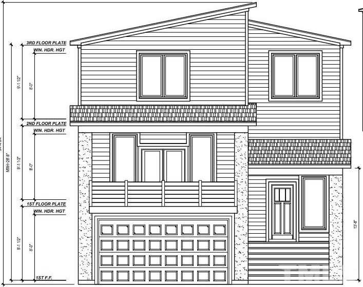 $675,000 - 4Br/4Ba -  for Sale in Mordecai Place, Raleigh