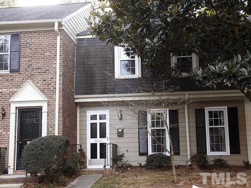 $219,000 - 3Br/3Ba -  for Sale in Meredith Townes, Raleigh