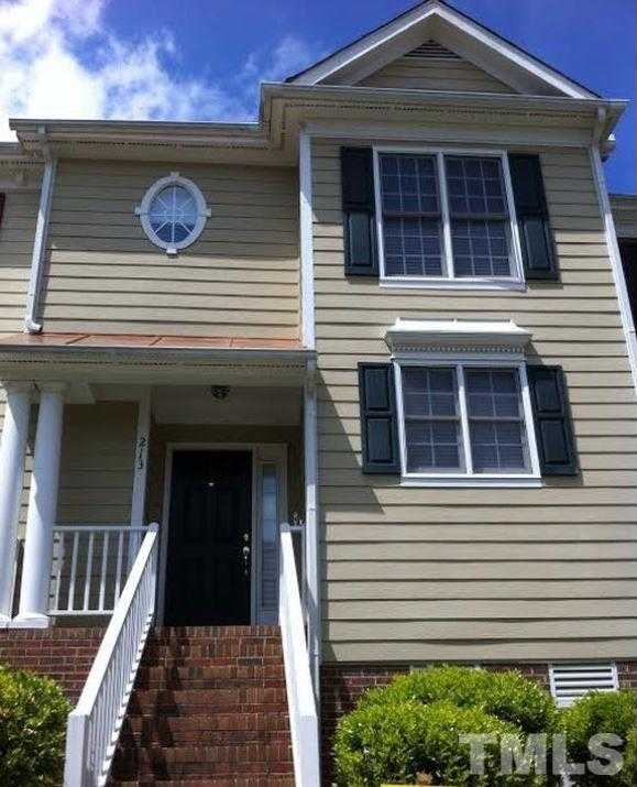 $218,995 - 2Br/3Ba -  for Sale in Carpenter Village, Cary