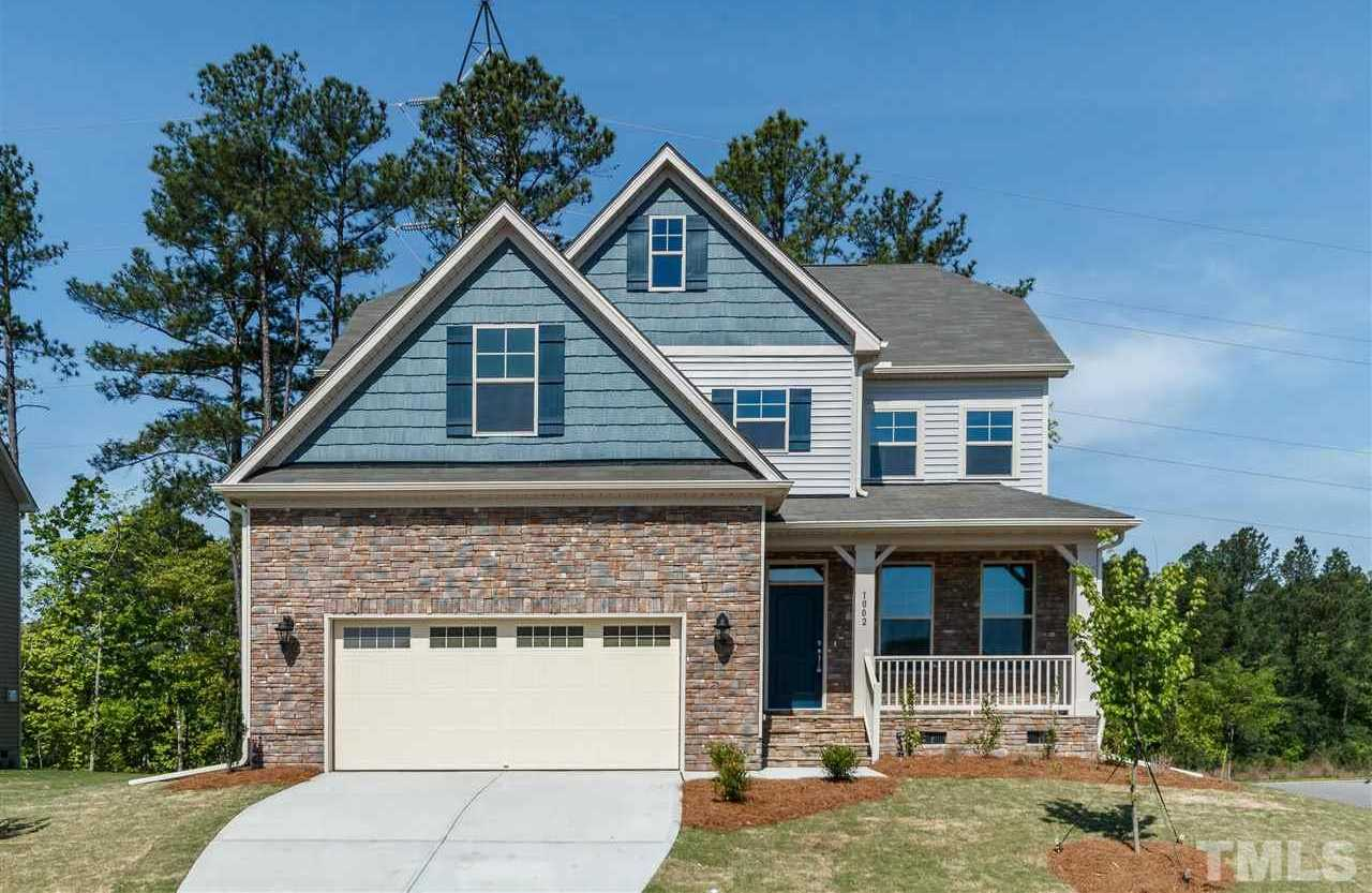 New Construction Raleigh Triangle Area 300-400k | Buyers Agency