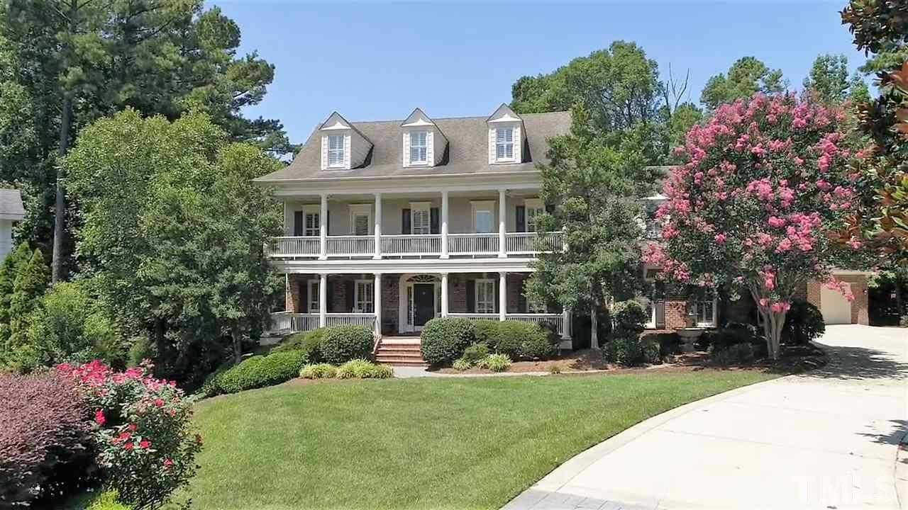 $799,500   8Br/6Ba   For Sale In Traemoor Manor, Raleigh MLS Logo