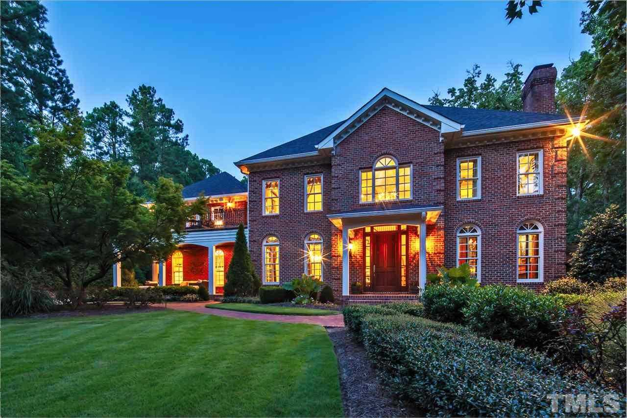 Private pool home search raleigh triangle area