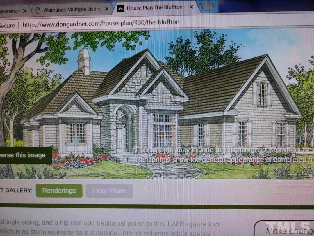 Perfect Lot 3 Boyd Wright Road Burlington, NC 27215