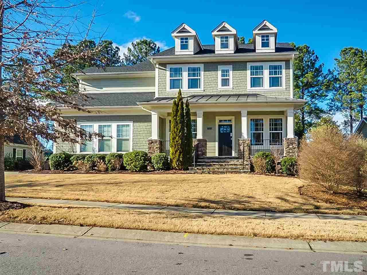 Homes for Sale in Wake Forest - Eddie Cash