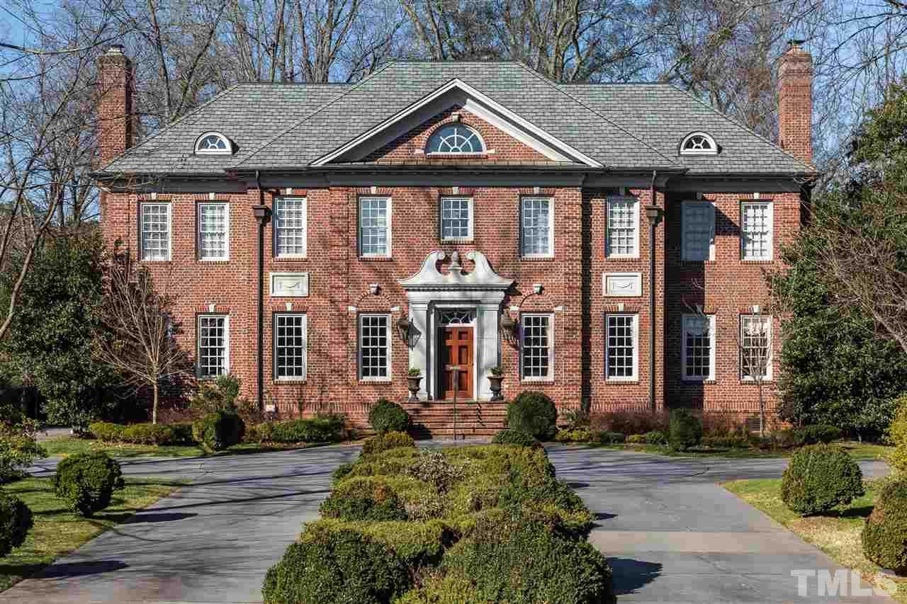 $1,950,000   7Br/6Ba   For Sale In Anderson Heights, Raleigh MLS Logo