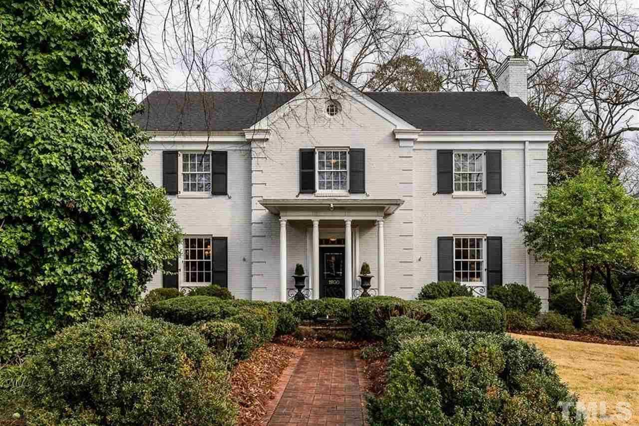 $1,295,000   4Br/5Ba   For Sale In Hayes Barton, Raleigh MLS Logo