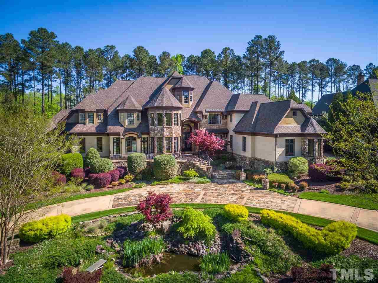 Wake Forest Luxury Home Search 1 million + | Phillip Johnson