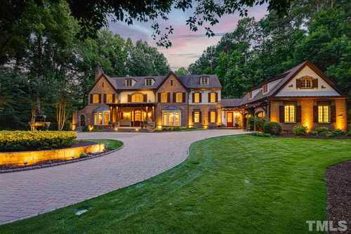 $2,300,000 - 5Br/8Ba -  for Sale in Summerwinds, Cary