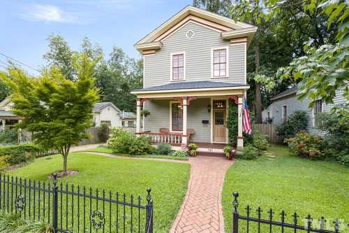 $744,900 - 3Br/2Ba -  for Sale in Historic Oakwood, Raleigh